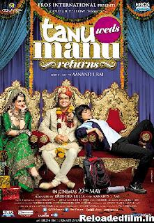 Tanu Weds Manu: Returns (2015) Full Movie Download  480p 720p 1080p