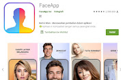 FaceApp - Aplikasi Sulap Wajah Jadi Keren #Oplaschallenge