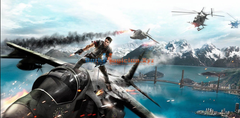 Just Cause 2 PC Games খেলুন  একঘেয়েমি কাটাতে