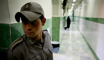 Inside Tehran's Evin Prison
