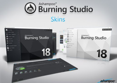 Ashampoo Burning Studio 18.0.5 Key