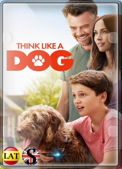Think Like a Dog (2020) HD 720P LATINO/INGLES