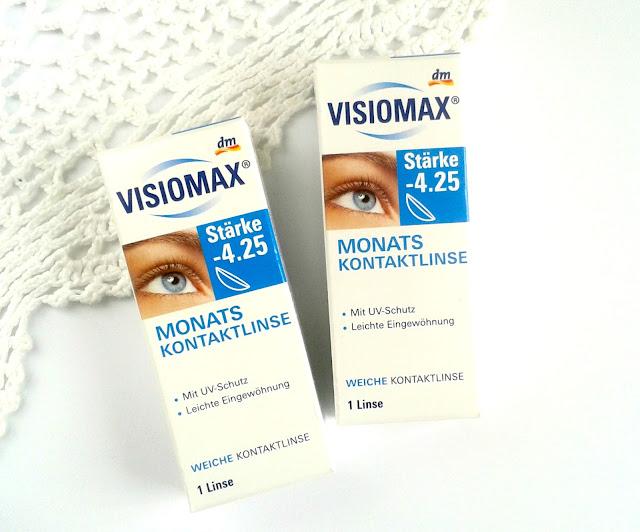 Visiomax Monats Kontaktlinse dm