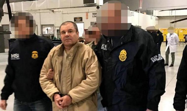 """EU podría recibir cooperación de colabores de """"El Chapo"""" en juicio contra el líder del CDS."""