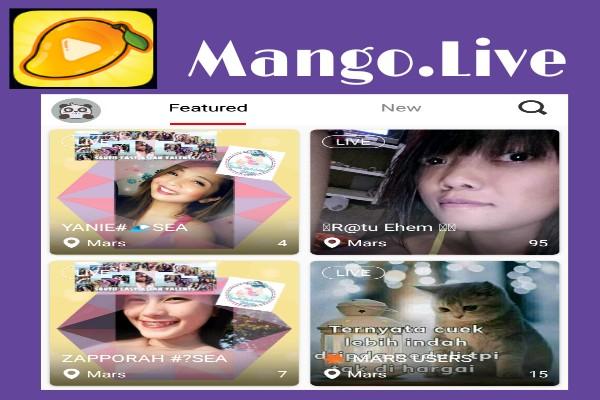 Mango Live Apk Versi Terbaru