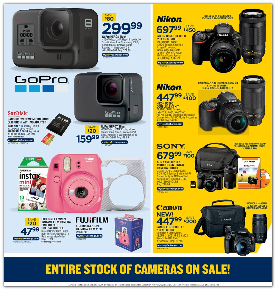 Navy Exchange Black Friday 2019 page 12