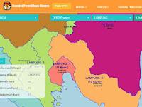 Daftar Nama Caleg DPRD Provinsi Lampung Selatan 2019