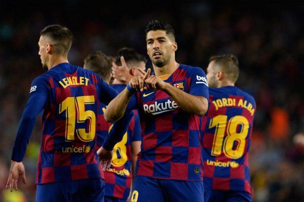 تشكيلة المتوقعة برشلونة ضد أيبيزا عبر سوفت سلاش