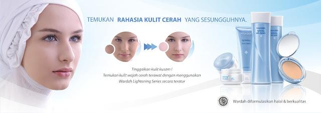 Kulit Bersih Dan Cerah Dari Produk Make Up Wardah