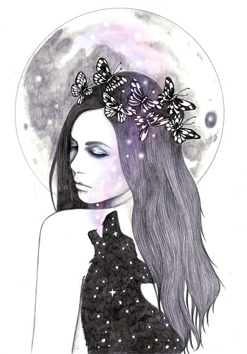 """Looking for the Stars"" by Andrea Hrnjak 