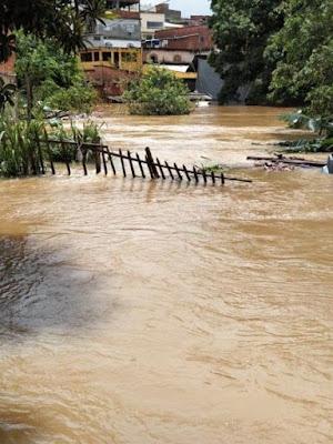 Chuvas em Vitória-ES