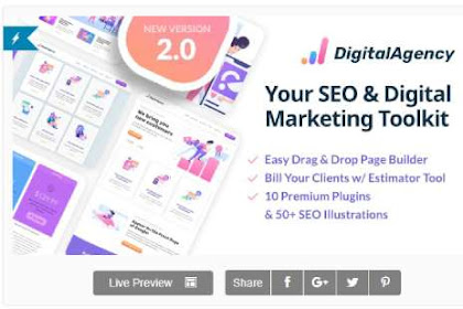 SEO WP v2.0.3 - Online Marketing, SEO, Social Media Agency