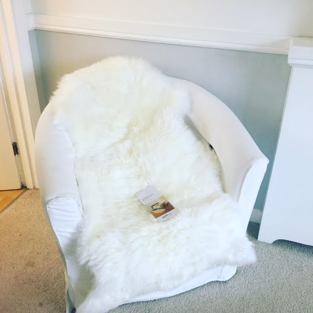 The WoolRoom Sheepskin Rug
