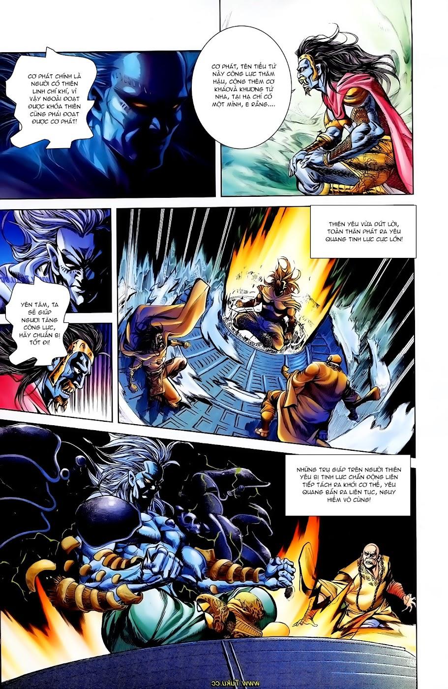 Cơ Phát Khai Chu Bản chapter 108 trang 11