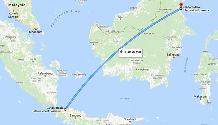 Jakarta-Tarakan