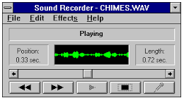 sound recorder windows