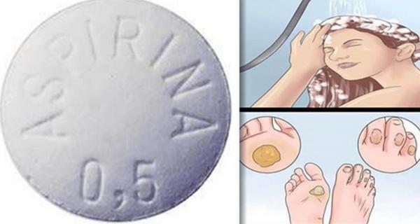 utilizarile surprinzatoare ale aspirinei
