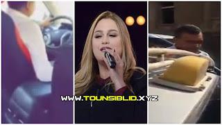 (بالفيديو) عاجل : الفنانة التونسية نهى رحيّم تتعرّض لعملية إختطاف