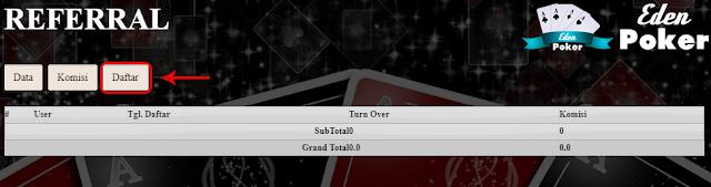 Cara Mendapatkan Bonus Referral Yang Besar Di Poker IDN