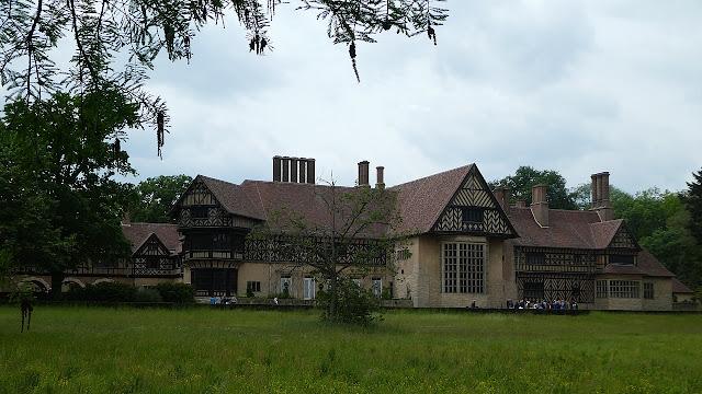 Schloss Cecilienhof Potsdam