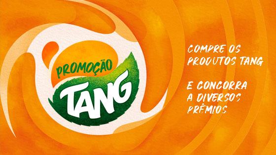 Promoção Tang: Concorra a Diversos Prêmios
