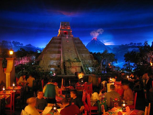Como reservar os restaurantes da Disney em Orlando