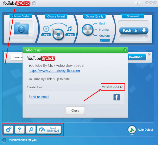 Download YouTube By Click Premium 2.2.142