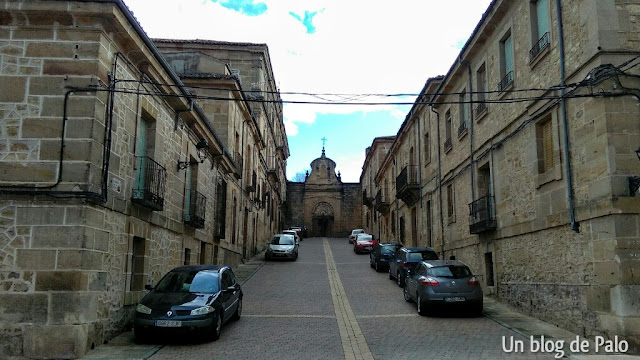 Barrio de San Roque Palacio de los Infantes Sigüenza