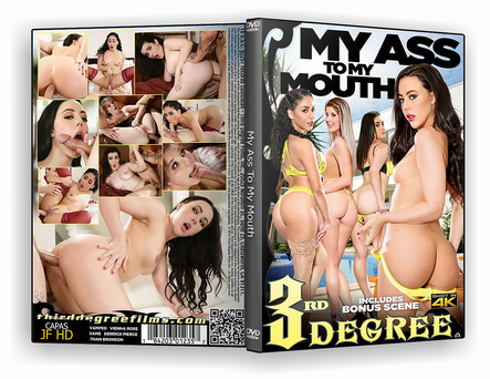 DVD - My Ass To My Mouth xxx 2019 - ISO