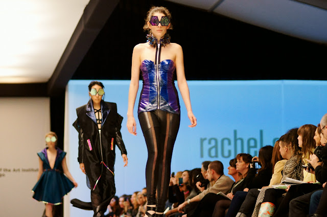 The School of the Art Institute of Chicago's 79th annual fashion show, May 3, 2013