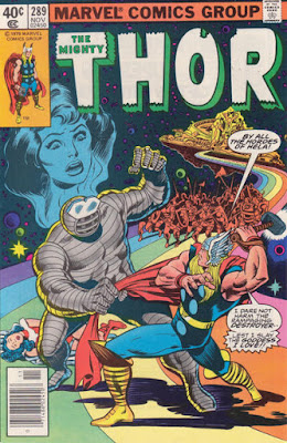 Thor #289, the Destroyer