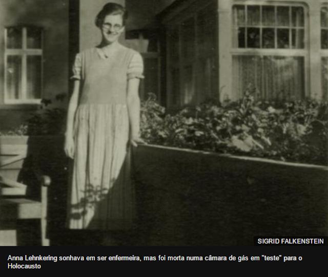 Pessoas com deficiências físicas e mentais: as vítimas 'esquecidas' do nazismo