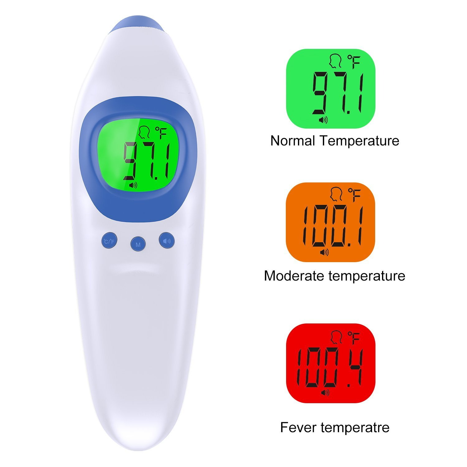 Kind of thermometer battery maintenance charger