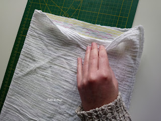 DIY - Tuto snood (couture)