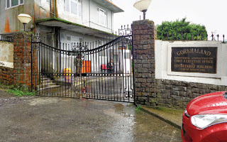 Lal kothi in Darjeeling