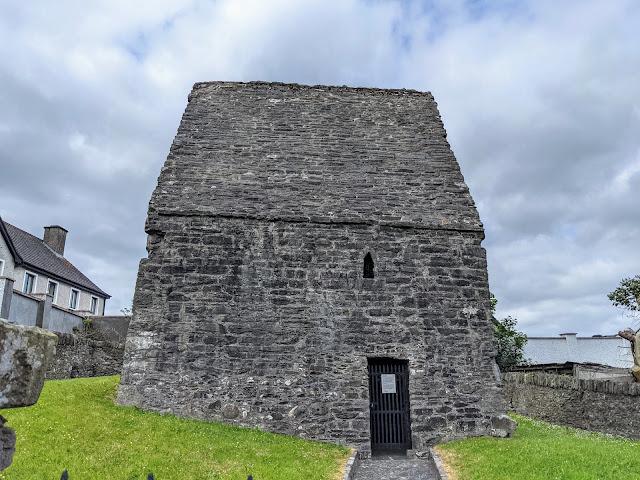 St Columcille's House in Kells Ireland