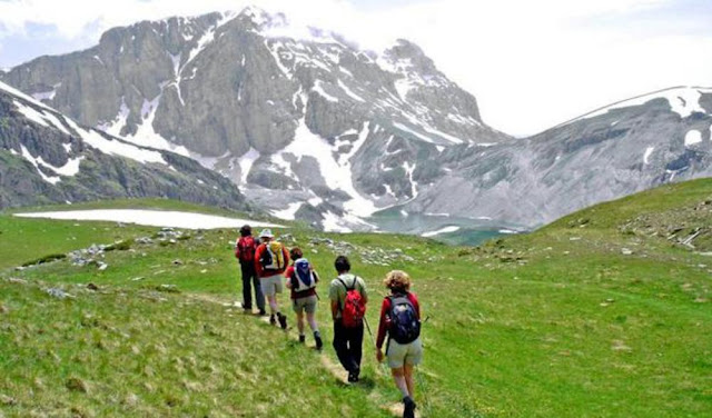 Manali Attraction - Chandrakhani Pass Trekking