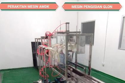 Perakitan Mesin Amdk