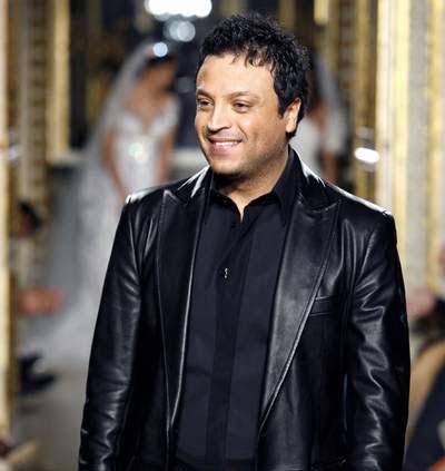 المصمم زهير مراد رائد الموضة و الأزياء العالمية