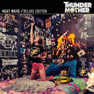 """Το album των Thundermother """"Heat Wave"""""""