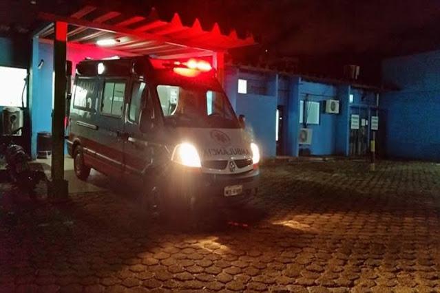 Jovem é atacado a golpe de tesoura pela ex-namorada em Porto Velho