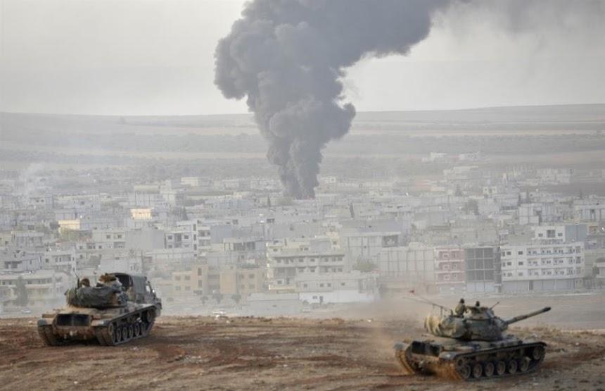 Τα δύο μέτρα και σταθμά της Τουρκίας στο θέμα της νόμιμης άμυνας