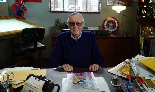 Fresh Off The Boat stan lee