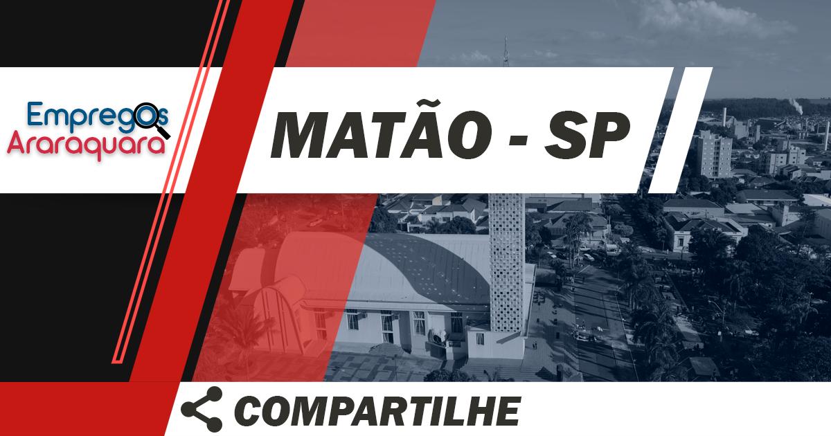 Estágio em Telemarketing / Matão - SP / Cód. 3471