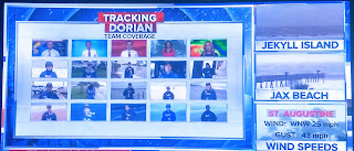 jax news coverage of hurricane dorian