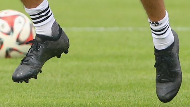 Gareth Bale Trainiert In Neuen Adidas 2015 Prototyp
