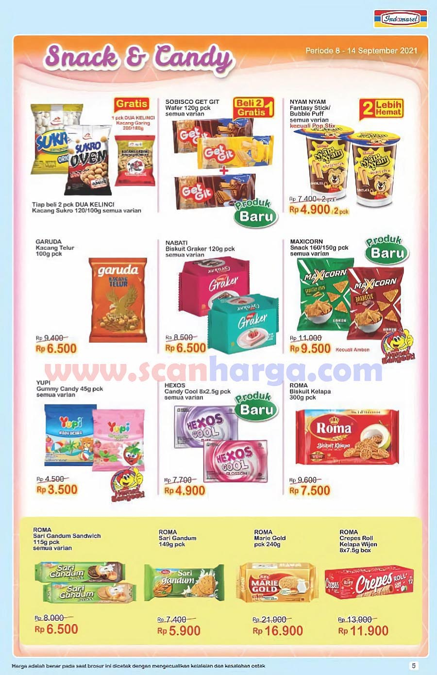 Katalog Indomaret Promo Terbaru 8 - 14 September 2021 5