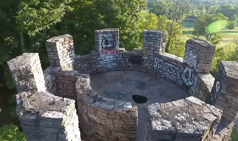 Ohio's Witch Tower - The Deadly History Of Ohio's  Haunted Tower | Ghostly Tales Of Ohio | Amazing World Reality