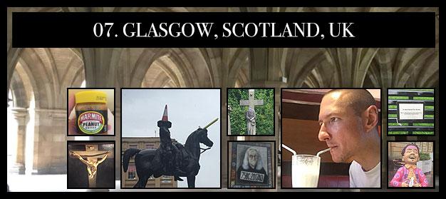 Worst to Best: Jarexit II: 7. Glasgow, Scotland, UK