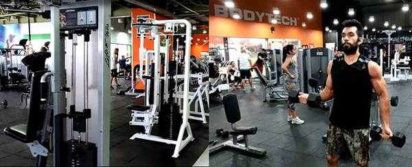 Bodytech Caney